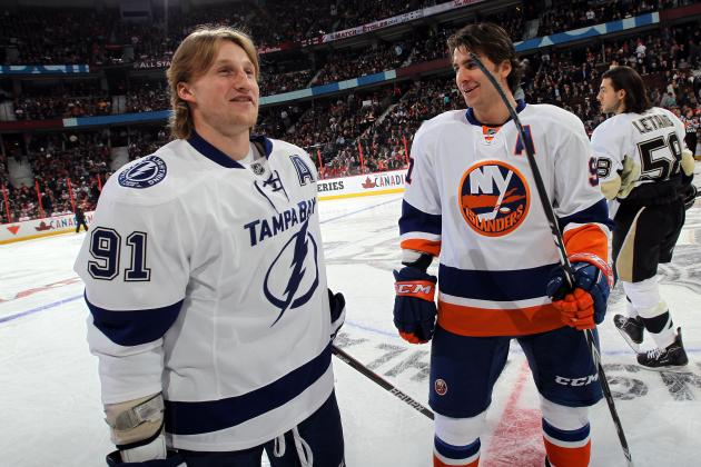 NHL Power Rankings: Ranking the 30 Clubs by Fan Expectations for 2012-13