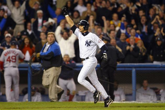 Ranking the 25 Greatest Moments in MLB League Championship Series History