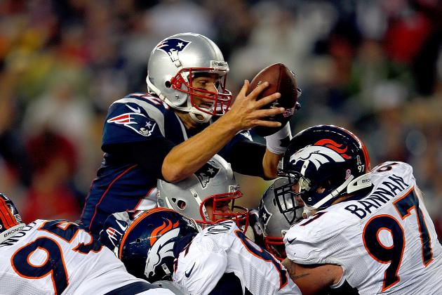 Patriots vs. Broncos: New England's Biggest Winners and Losers from NFL Week 5