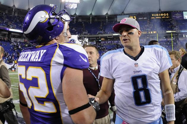 Titans vs. Vikings: Tennessee's Biggest Winners and Losers from NFL Week 5