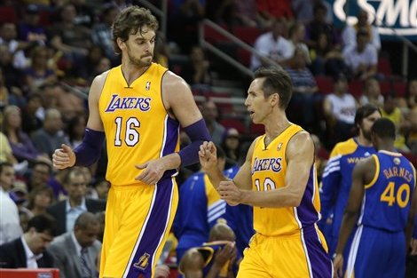 Los Angeles Lakers' Winners and Losers from Week 1 of Training Camp
