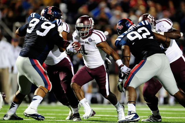 Texas A&M Football: Winners and Losers from Week 6 Game vs. Ole Miss