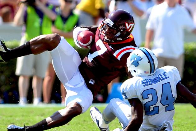 Virginia Tech Football: Winners and Losers from Week 6 Game vs. North Carolina