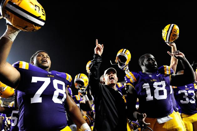 Biggest College Football Pretenders Leading Up to First 2012 BCS Rankings