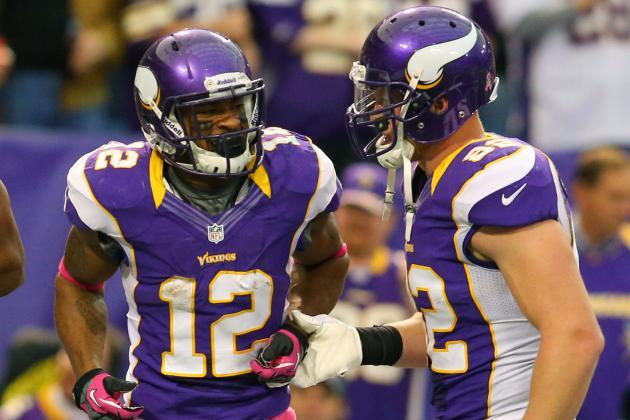 Titans vs. Vikings: Minnesota's Biggest Winners & Losers from NFL Week 5