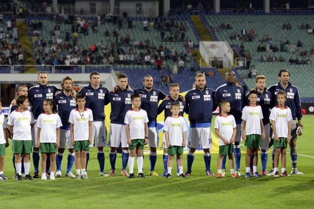 2014 World Cup Qualifier: Armenia vs. Italy Group B Preview