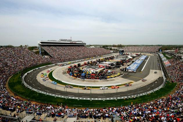 NASCAR: The 6 Toughest Tracks Remaining in the Chase