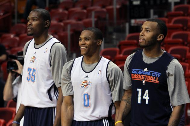 Oklahoma City Thunder Training Camp Report: Latest News, Preseason Predictions