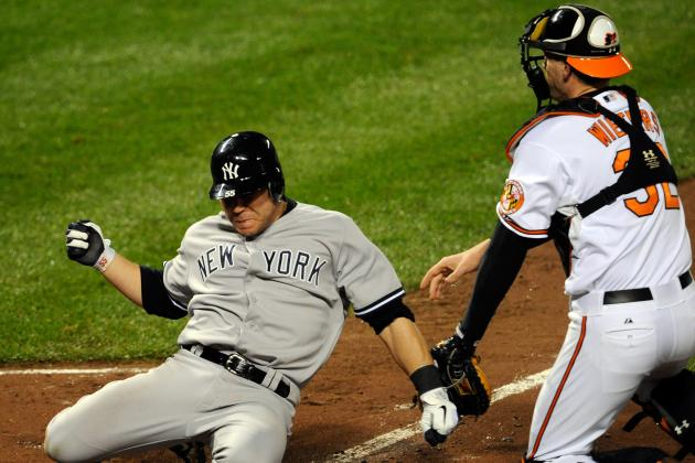 Yankees vs. Orioles: 5 Biggest Studs in Game 1 of ALDS