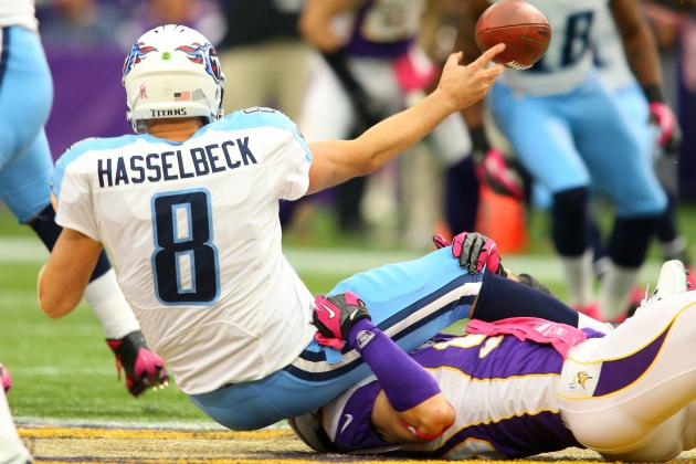 Tennessee Titans: Updated Game-by-Game Outlook for 2012