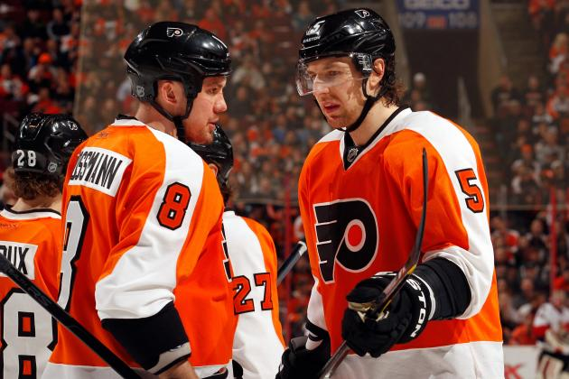 Philadelphia Flyers: 6 Ways to Improve the Defense for 2012-13