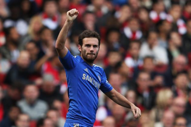 Chelsea FC: Early-Season Grades for the Blues' Premier League Squad