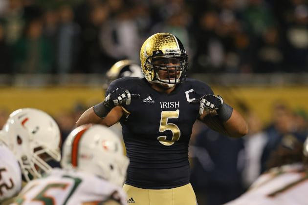 10 Bold Predictions for Notre Dame Fighting Irish's Remaining 2012 Games