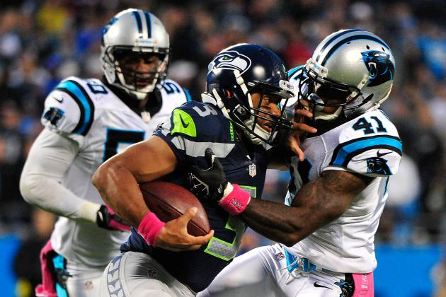 Panthers vs. Seahawks: 3 Reasons Russell Wilson Outplayed Cam Newton