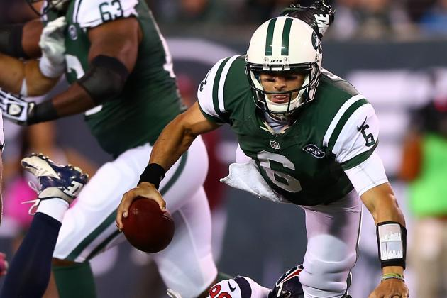 Texans vs. Jets: Final Report Card, Player Grades for New York Jets