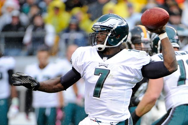 Philadelphia Eagles Early Awards for 2012
