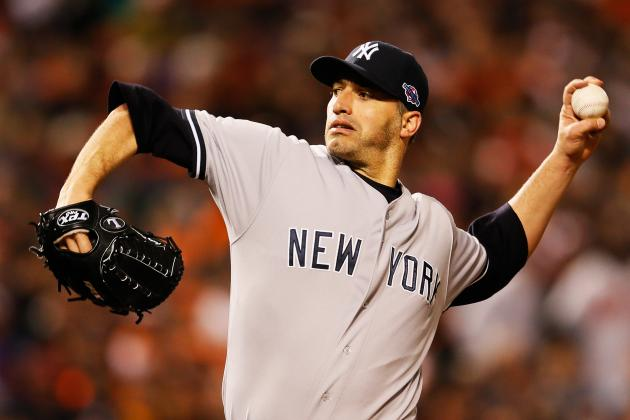 Detroit Tigers vs. New York Yankees: 5 Biggest Matchups in Game 1 of ALCS