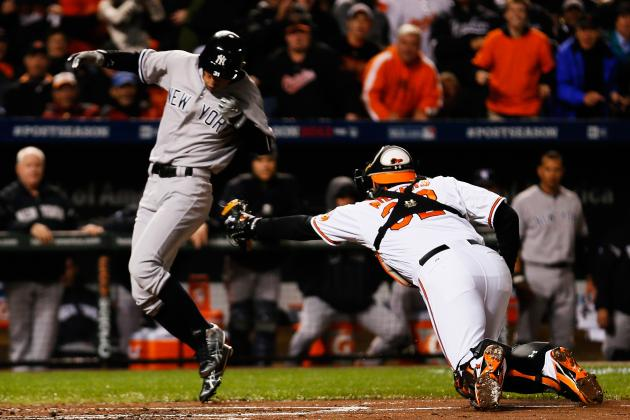 Yankees vs. Orioles: Team Grades from ALDS Game 2