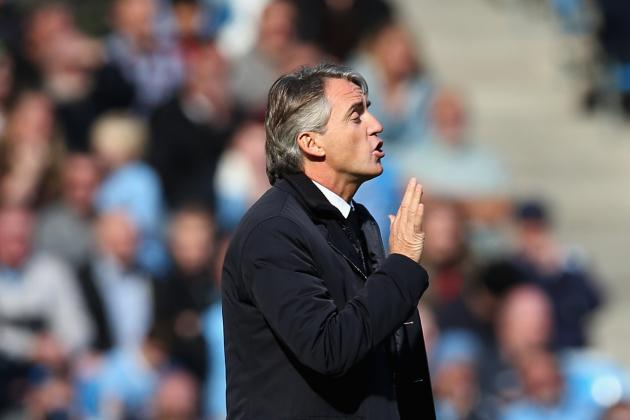 Why Roberto Mancini's Manchester City Could Come Undone in Europe This Season