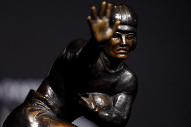 Heisman Watch: It's Week 7 and Nobody Has Caught Up to Geno Smith