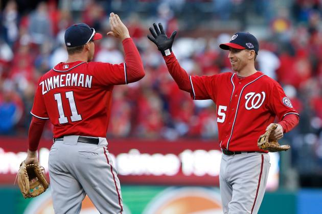 2012 MLB Playoffs: The Washington Nationals' Keys to Victory