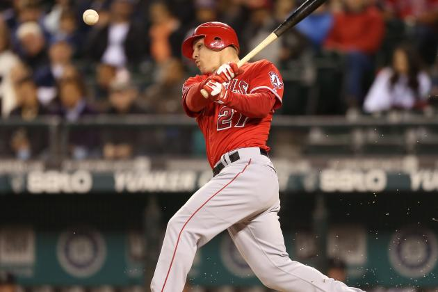 Los Angeles Angels: 3 Ways Mike Trout Has Changed Game for Positional Rookies