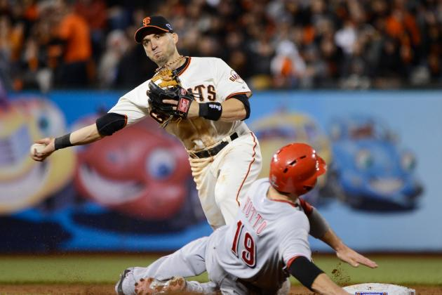 Giants vs. Reds: 5 Biggest Matchups in Game 3 of NLDS