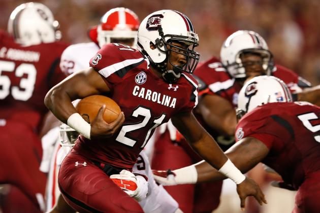 South Carolina vs. LSU: The 10 Must-Watch 2013 NFL Draft Prospects