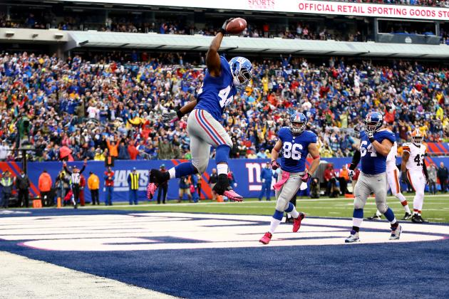 New York Giants: 3 Reasons Ahmad Bradshaw Is Their No. 1 Option at RB