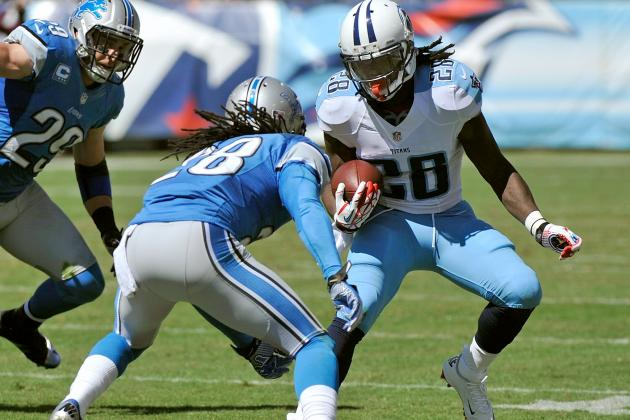 Chris Johnson: Why Fantasy Football Owners Just Can't Rely on the Titans RB