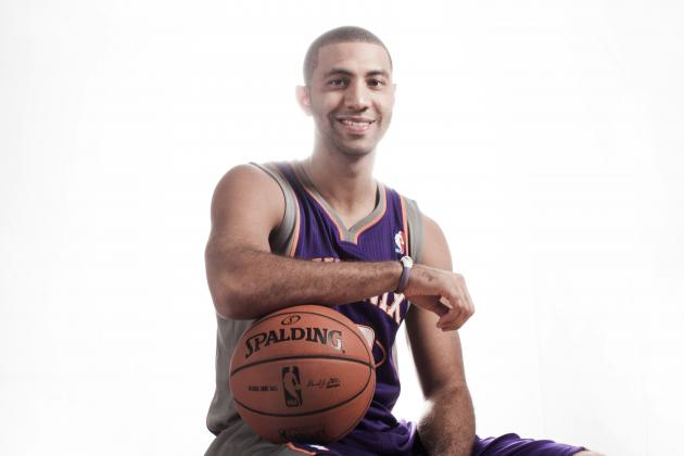 Phoenix Suns: Projecting Each Player's Minutes Per Game in 2012-13