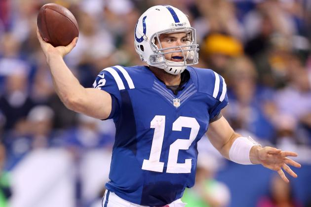 Andrew Luck and 10 NFL Rookies We Trust Most in the Clutch
