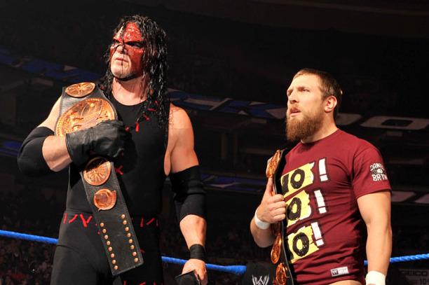 WWE: 5 Reasons Team Hell No Is the Best Thing in WWE Today