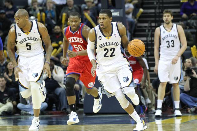 Grading the Memphis Grizzlies' Current Two-Deep Depth Chart