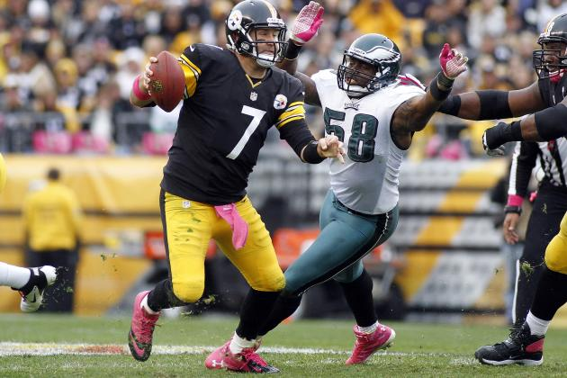 Pittsburgh Steelers: Team Awards Through Week 5