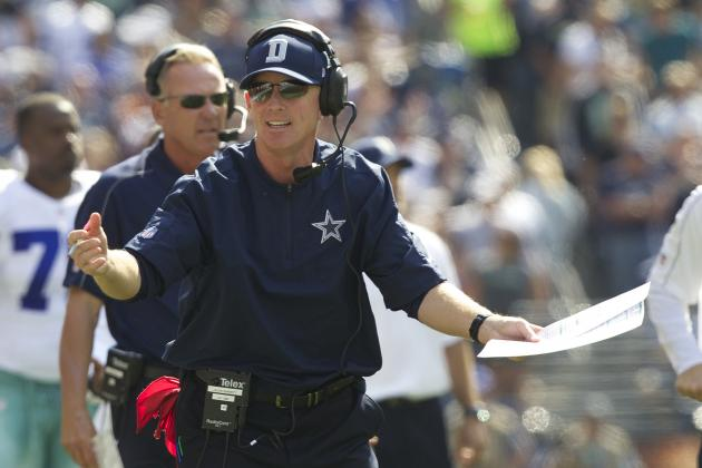 Ranking the Top 5 Candidates to Take Jason Garrett's Job