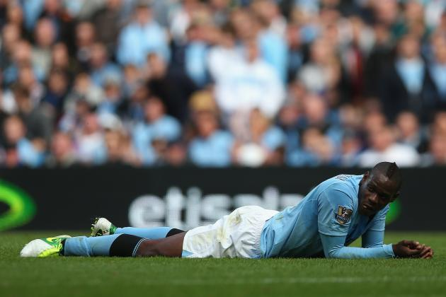 Premier League: The Very Worst Moments of the EPL Season So Far