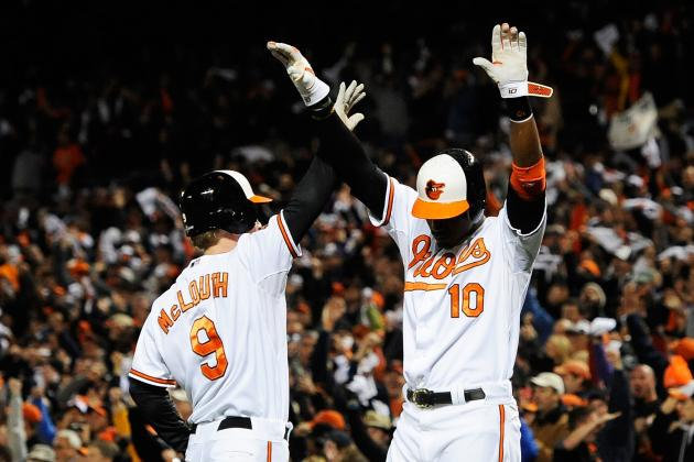 ALDS 2012: 7 Orioles Who Came Up Big in Game 2 vs. the Yankees