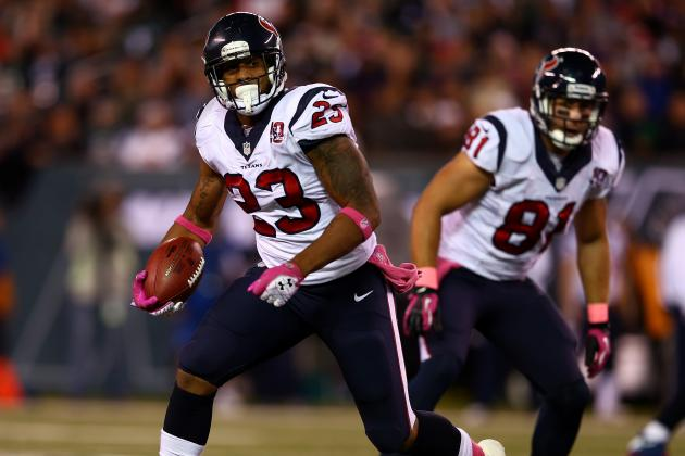 Houston Texans Record Several Firsts with MNF Win