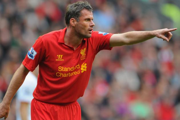 5 Defenders to Take over at Liverpool When Jamie Carragher Is Put out to Pasture