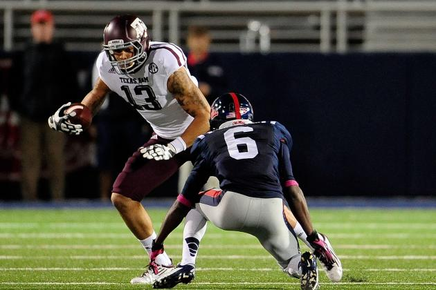 Texas A&M Aggies vs. Louisiana Tech Bulldogs: Complete Game Preview