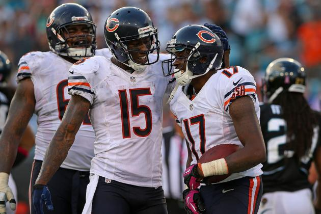 Chicago Bears: Top 5 Players in Sunday's Big 41-3 Win over Jacksonville