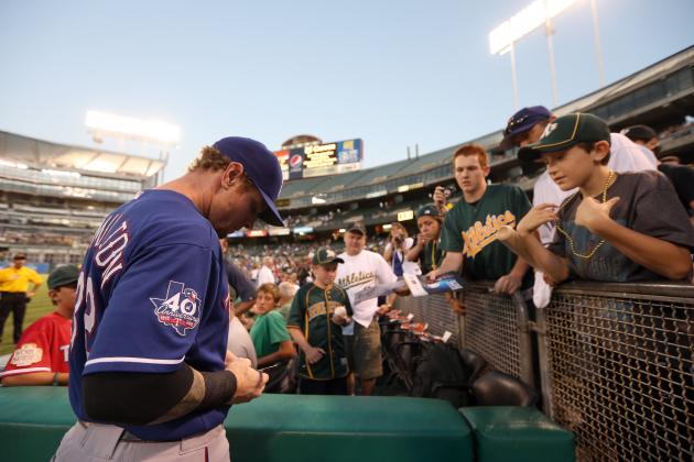 2013 MLB Free Agents: Top Free Agents by Position