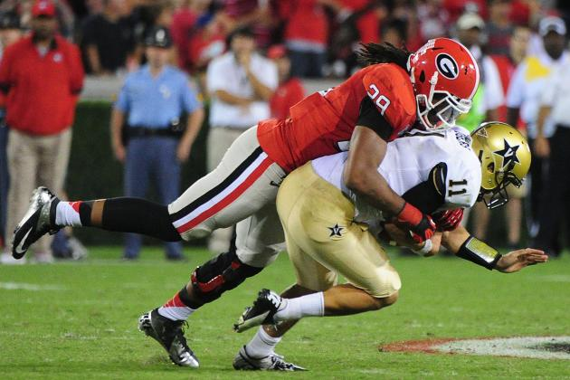 2013 NFL Draft: Ranking the 10 Best Available Pass-Rushers