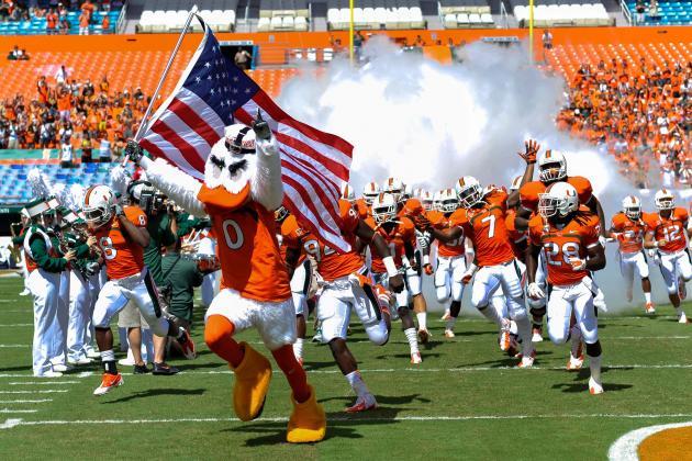 North Carolina vs. Miami: Complete Game Preview
