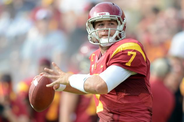 College Football Week 7 Predictions: USC Trojans vs. Washington Huskies