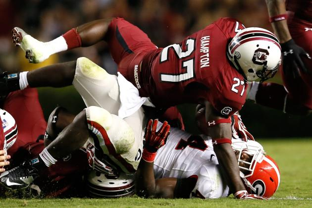 10 Remaining College Football Games That Will Determine the BCS Landscape
