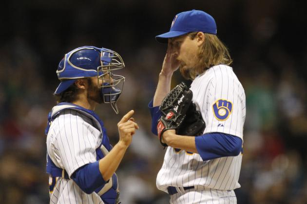 Milwaukee Brewers: Grading the Brewers 2012 Season