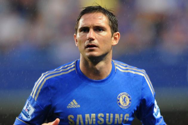 Chelsea: 5 Reasons Frank Lampard Deserves a Starting Spot on Di Matteo's Team