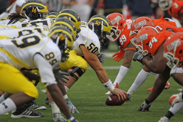 Illinois Fighting Illini vs. Michigan Wolverines: Complete Game Preview